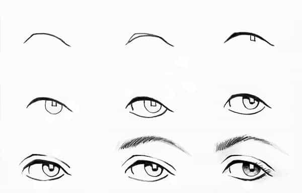 Как научится рисовать карандашом с нуля поэтапно