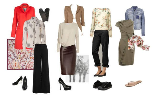 Как одеваться красиво и стильно на работу