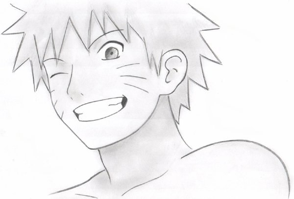 Видео научиться рисовать карандашом аниме