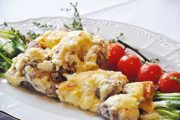 Мясо по франц рецепты
