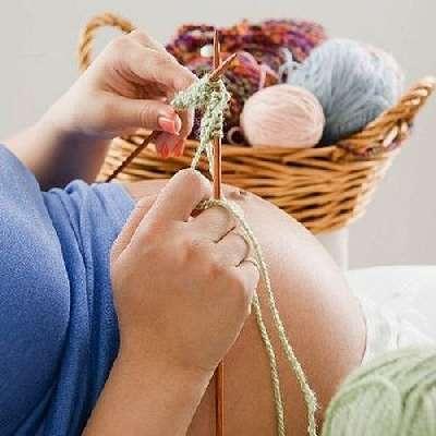 Почему нельзя вышивать во время беременности