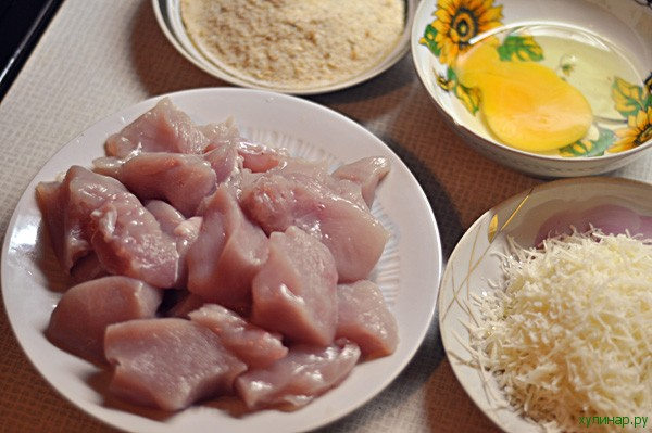 Чикен макнагетс рецепт в духовке
