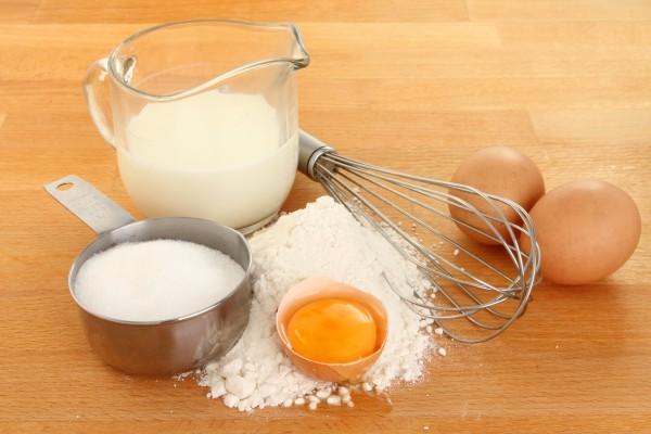 Шоколадного крема с молоком