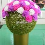 Как сделать искусственный цветок