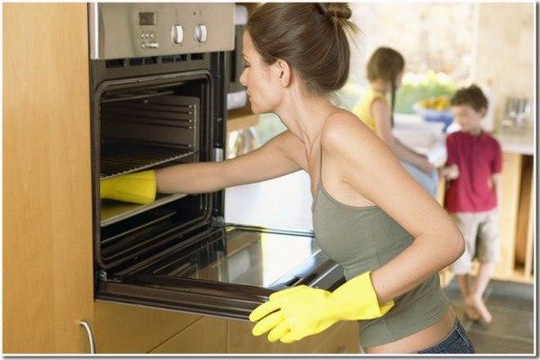 Как очистить сковороду от нагара внутри