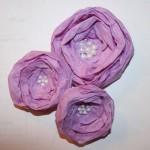 Цветы из бумаги для скрапбукинга