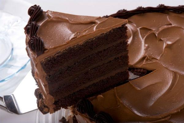 Шоколадный крем из какао порошка для торта