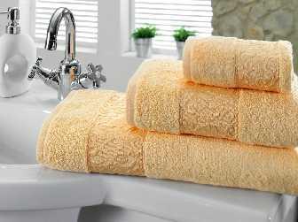Как смягчить махровые полотенца