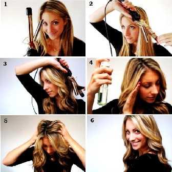 Как сделать локоны в домашних условиях на длинные волосы