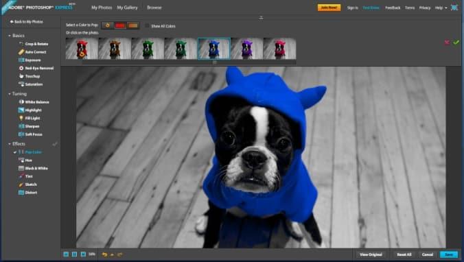 Возможности AdobePhotoshop CS6