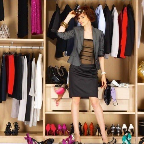 Как научиться стильно одеваться девушке