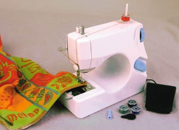 Как начать шить на швейной машинке