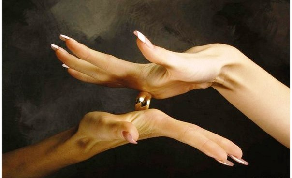 Как научиться колдовать руками