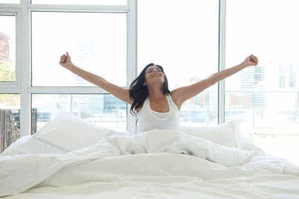 Как научится рано вставать и высыпаться