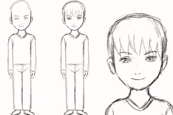 Картинки аниме голая
