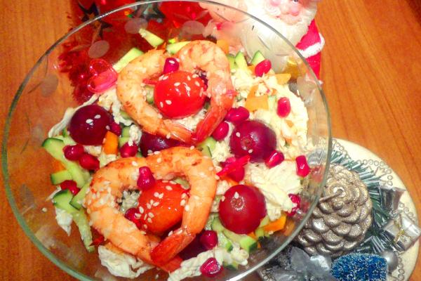 Амурный салат рецепт