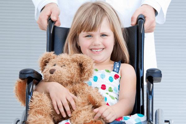 Пособие детям-инвалидам