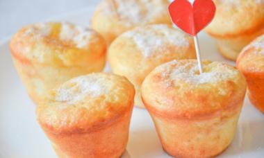 Рецепт простых кексов в формочках с фото пошагово