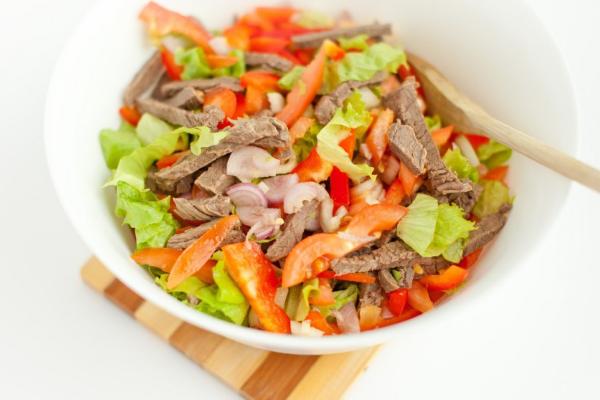 Салат восточный классический рецепт