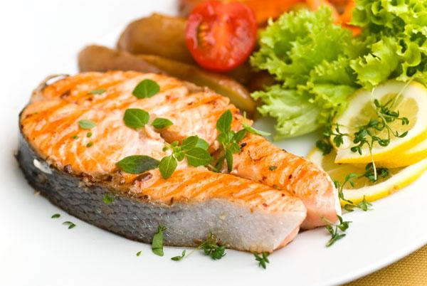 Блюда из рыбы рецепты