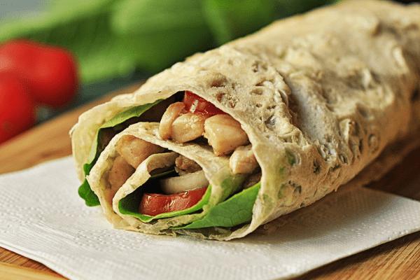 Рецепт шаурмы в домашних условиях с курицей пошагово 144