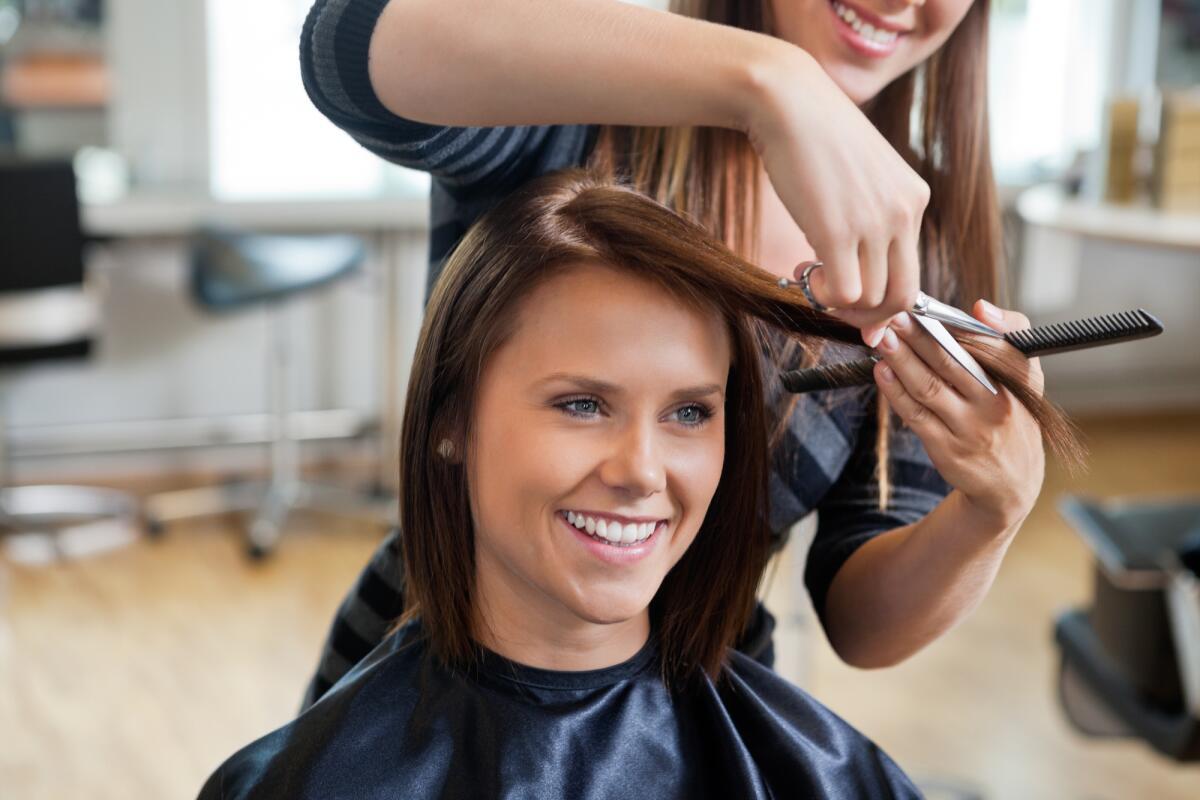 Как постричься самому
